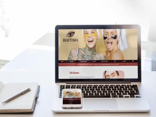 BeautyNoa - E-Commerce
